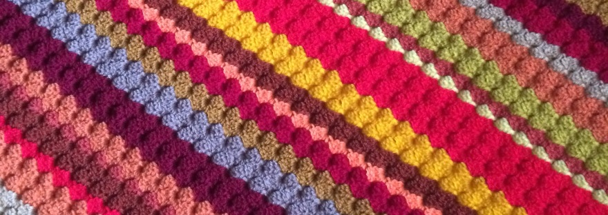 Blanket of Fire – Crochet Along With Me